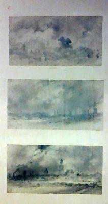 3 kleine panorama's op Utrecht