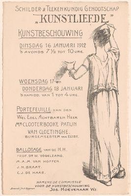 Kunstbeschouwing 1912