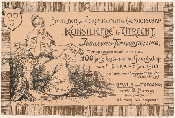 Toegang Tentoonstelling 100 jaar