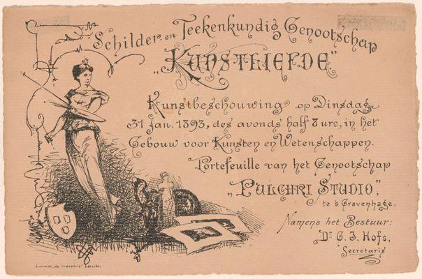 Kunstbeschouwing 1893