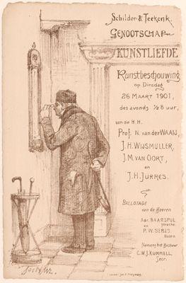 Kunstbeschouwing 1901