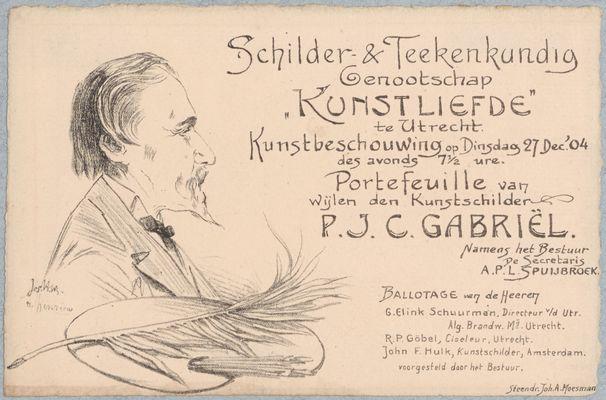 Kunstbeschouwing 1904