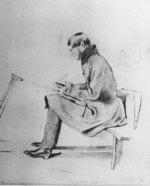 hoevenaar-art-museum-portret-cornelis-willem-hoevenaar-sr