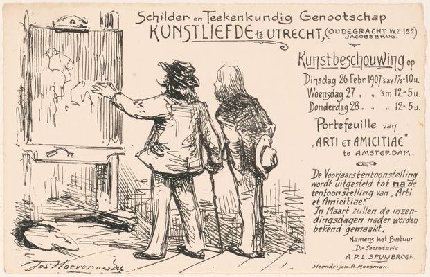 Kunstbeschouwing 1907