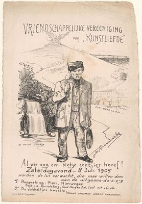 Uitgaansdag 1905