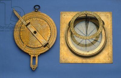 2 parts compendium dial