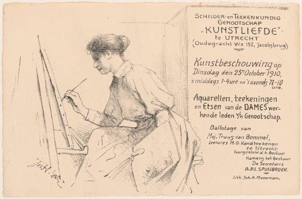 Kunstbeschouwing 1910