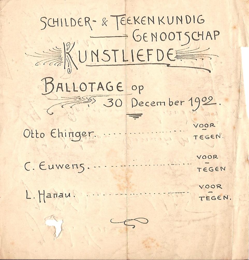 Ballotage 1902
