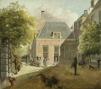 Geref. Weeshuis Utrecht