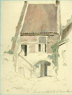 Servaas klooster Utrecht