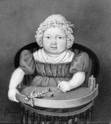 Kind van Fam. Martens