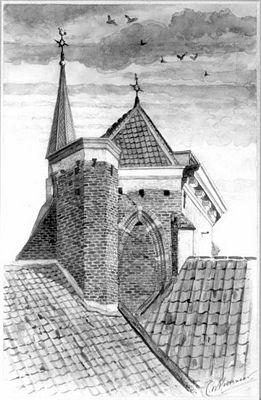 Remonstrantse kerk Utrecht