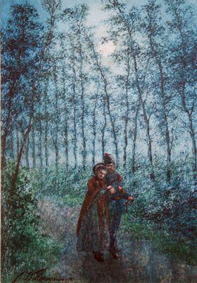 Romance bij maanlicht