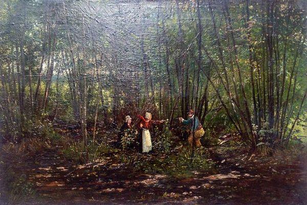 Brandhout zoeken