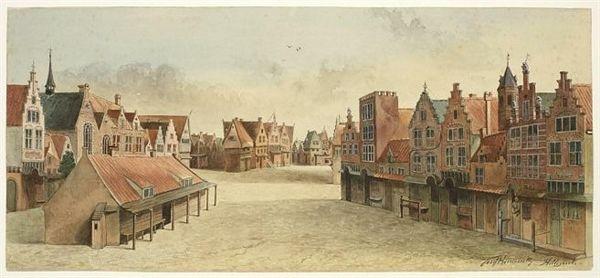 De Neude te Utrecht