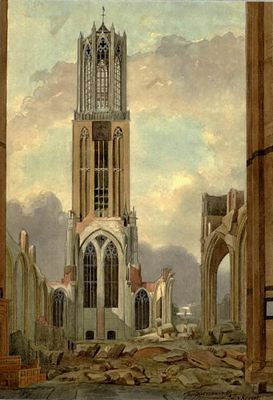 Domkerk te Utrecht