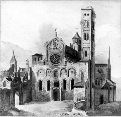 De Mariakerk te Utrecht