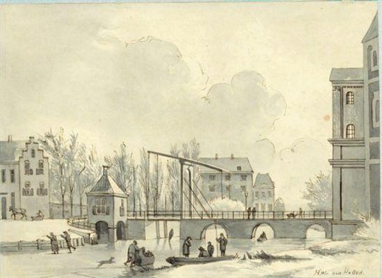 De Stadsbuitengracht te Utrecht