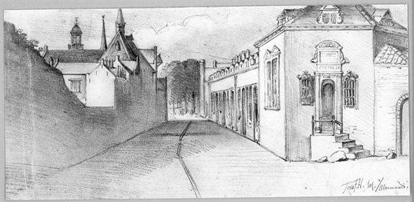 Agnietenstraat Utrecht