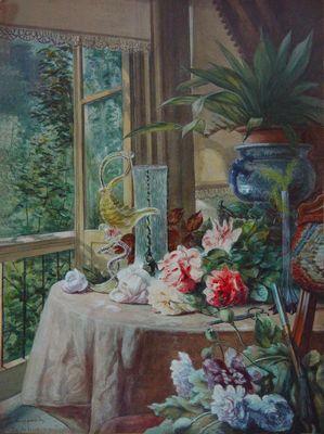 De tuinkamer