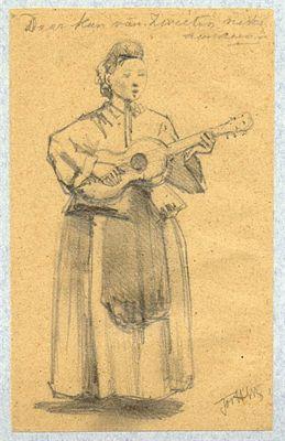 Straatmuzikante