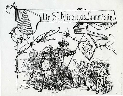 St. Nicolaascommissie  1885
