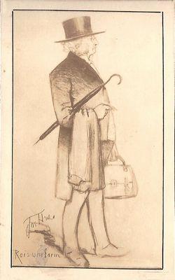 Parapluien: reisuniform