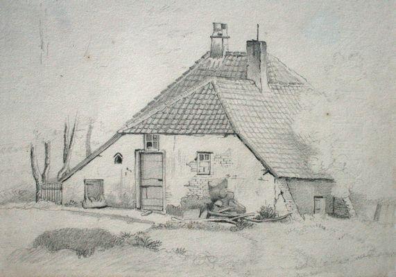Oud huisje