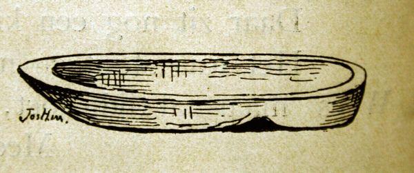Een bootje uit een klomp