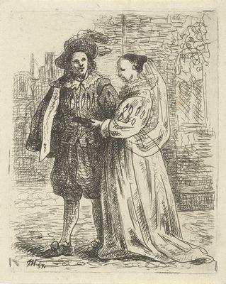 Middeleeuwse figuren