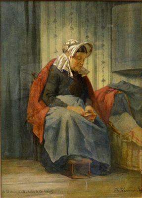J. Hoevenaar Wz.
