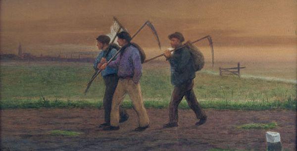 Drie boeren