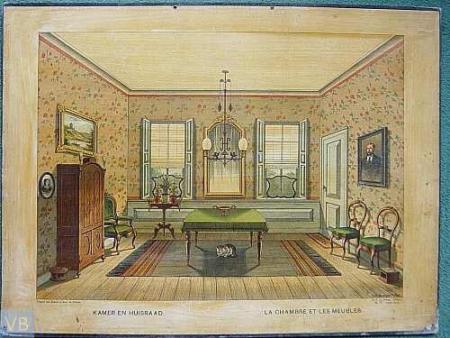 Kamer en huisraad