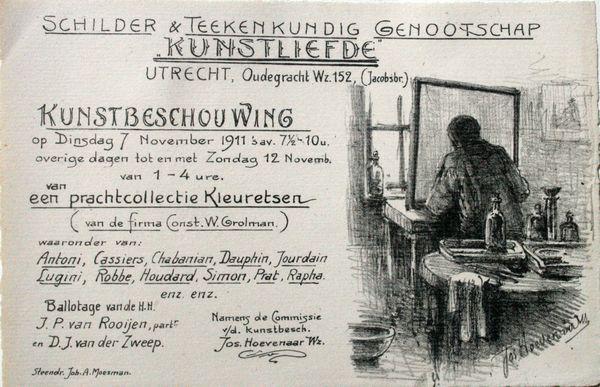 Kunstbeschouwing 1911