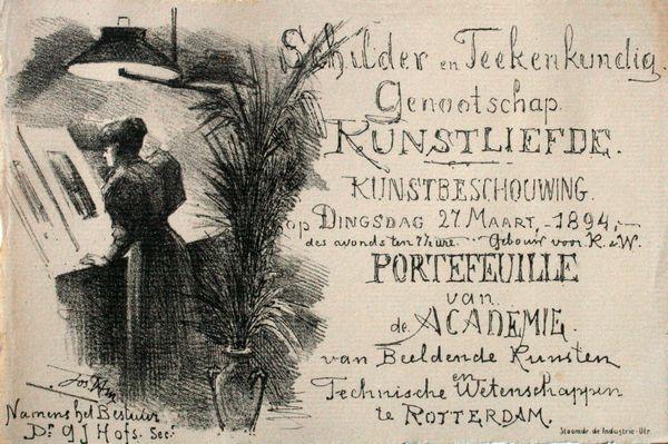 Kunstbeschouwing 1894