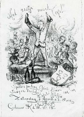 Feestavond 1905