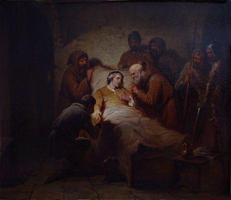 Dood Frans van Brederode