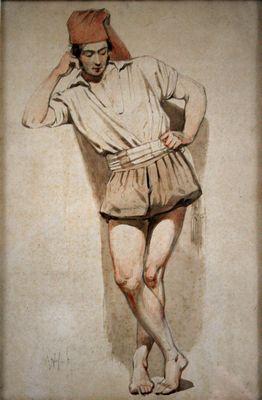 Mannelijk figuur