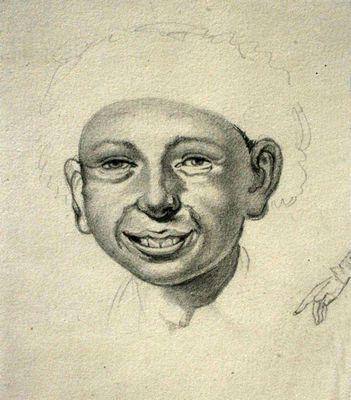 Een jongensportret