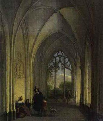 Aalmoes in Kerk