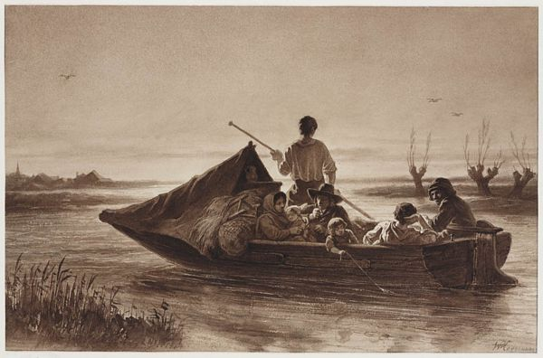 Watersnood 1860